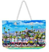 Avalon Waterfront, Catalina Weekender Tote Bag