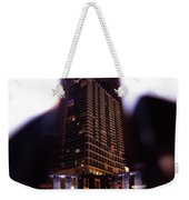 Avant Garde Architecture Image In Orlando Florida Weekender Tote Bag