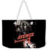 Avenge December 7th Weekender Tote Bag by War Is Hell Store