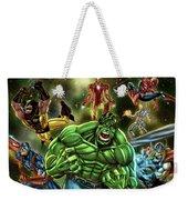 Avengers Weekender Tote Bag