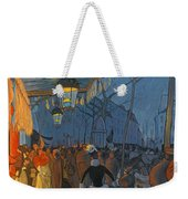 Avenue De Clichy. Five O'clock In The Evening Weekender Tote Bag