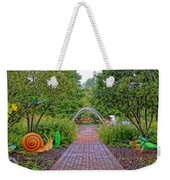 Avenue Of Dreams 6 Weekender Tote Bag
