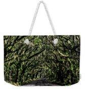 Avenue Of Oaks Weekender Tote Bag