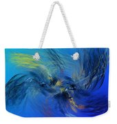 Avian Dreams 4 - Mating Rituals  Weekender Tote Bag
