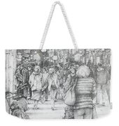 Avignon Shoppers Weekender Tote Bag