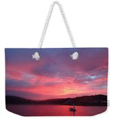Avila Beach Sunset Weekender Tote Bag