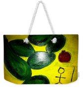 Avocado Man Weekender Tote Bag