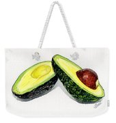 Avocado Weekender Tote Bag