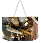 Awaiting Inspiration Weekender Tote Bag