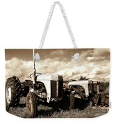 Awaiting The Auctioneer Weekender Tote Bag