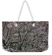 Awash In Cherry Blossoms Weekender Tote Bag