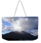 Awesome Aspect Mountain Weekender Tote Bag