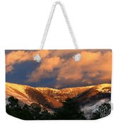 Awesome Light Of New Mexico Weekender Tote Bag