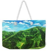 Awesome Serenity Weekender Tote Bag