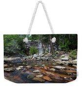 Awosting Falls In July Iv Weekender Tote Bag