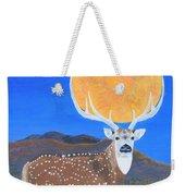 Axis Moon Weekender Tote Bag