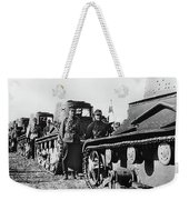 Axis Powers Finland Rumania And Germany 1942 Weekender Tote Bag