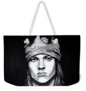 Axl Rose - Welcome To The Jungle Weekender Tote Bag