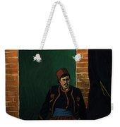 Ay Sir Weekender Tote Bag