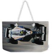 Ayrton Senna - Williams Renault Fw16 Weekender Tote Bag