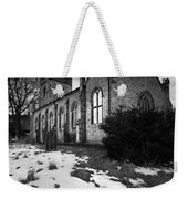 Aysgarth Church Weekender Tote Bag