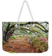 Azalea Alley Weekender Tote Bag