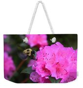 Azalea And Mr. Bumbles 05 Weekender Tote Bag