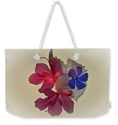Azalea Bouquet Majic Weekender Tote Bag