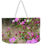 Azalea Branches And Spanish Moss Weekender Tote Bag