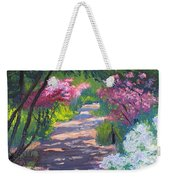 Azalea Path - Sayen Gardens Weekender Tote Bag