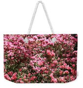 Azaleas Aplenty Weekender Tote Bag