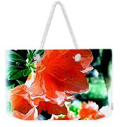 Azaleas In The Spring Weekender Tote Bag