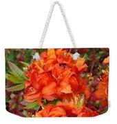 Azaleas Rhodies Art Prints Azalea Flowers Giclee Baslee Troutman Weekender Tote Bag