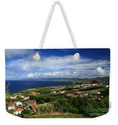 Azores Islands Landscape Weekender Tote Bag