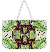 Aztec Art Design Weekender Tote Bag