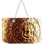 Aztec Gold Photograph Weekender Tote Bag