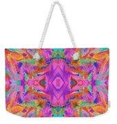 Aztec Kaleidoscope - Pattern 009 Weekender Tote Bag