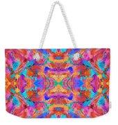 Aztec Kaleidoscope - Pattern 030 Weekender Tote Bag
