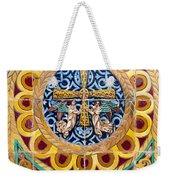Azulejo - Colorful Details Weekender Tote Bag