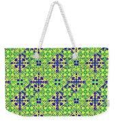 Azulejos Magic Pattern - 08 Weekender Tote Bag