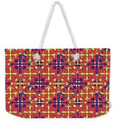 Azulejos Magic Pattern - 10 Weekender Tote Bag
