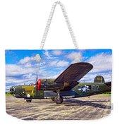 B-24 Liberator Weekender Tote Bag