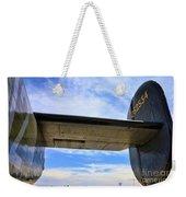 B-24j Tail  Weekender Tote Bag