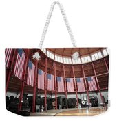 B And O Museum Roundhouse In Baltimore Maryland Weekender Tote Bag