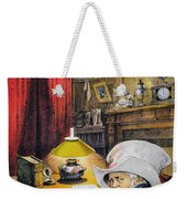 B. Harrison Cartoon, 1892 Weekender Tote Bag