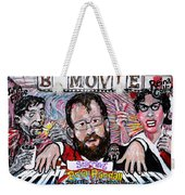 B Movie Weekender Tote Bag