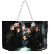 B5 Among The Stars Weekender Tote Bag