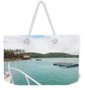 Ba Lua Archipelago Weekender Tote Bag
