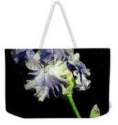 Babbling Brook Iris  Weekender Tote Bag