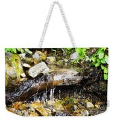 Babbling Brook Weekender Tote Bag